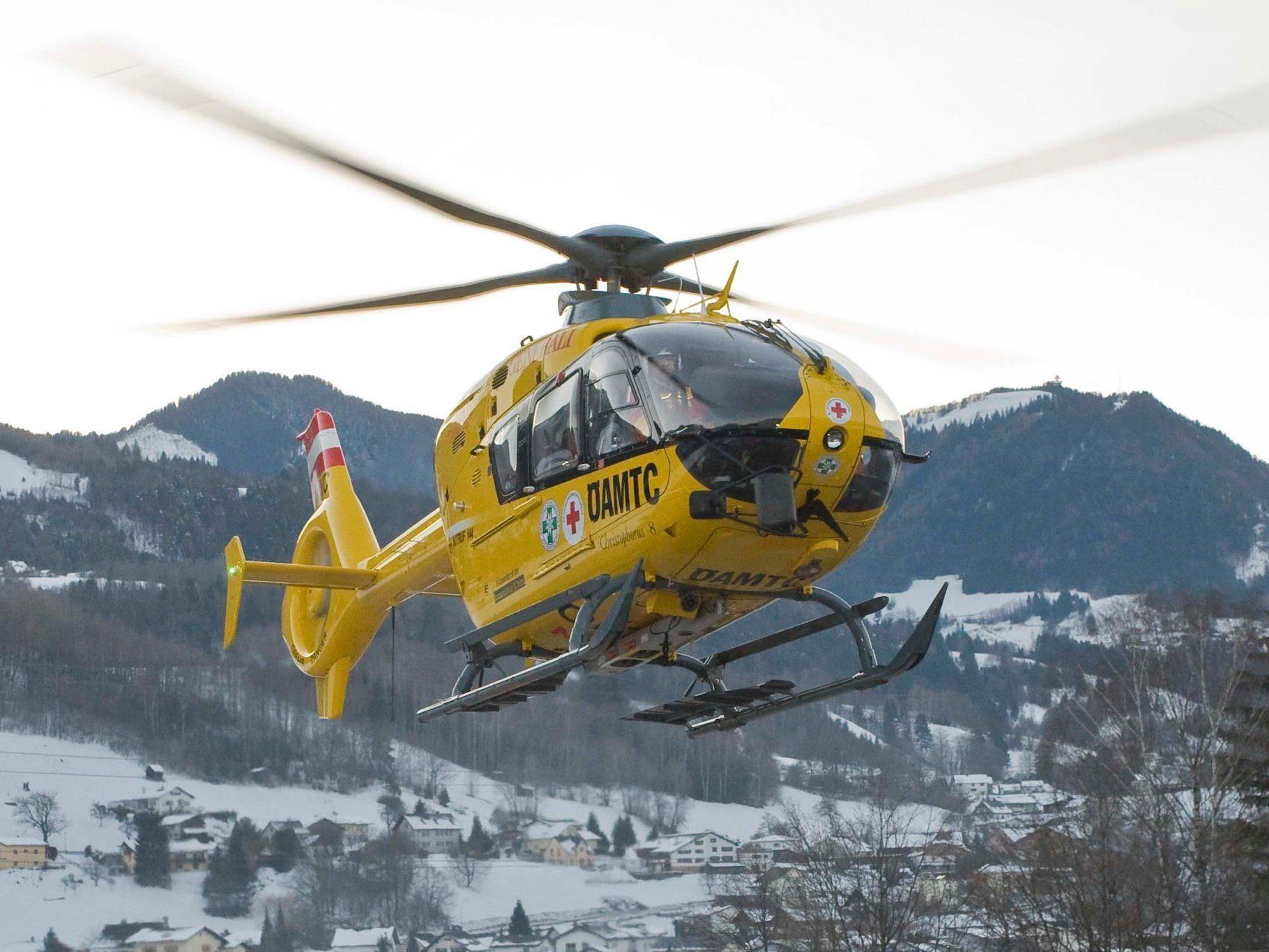 Vorarlbergs Rettungskräfte mussten in der vergangenen Saison weit weniger oft ausrücken.