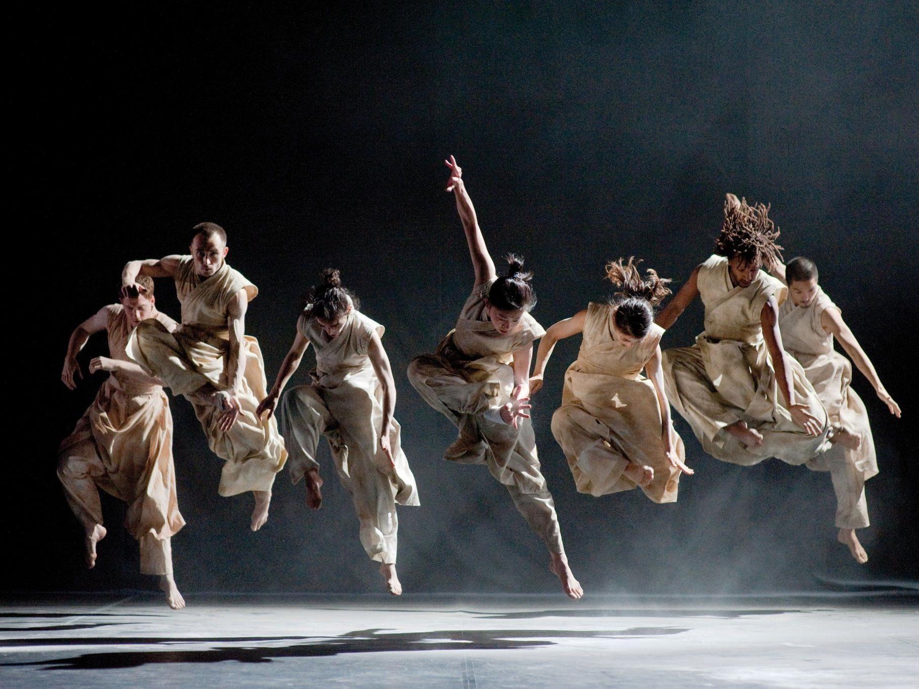 Choreograph Akram Khan beschreibt den Weg zwischen Weltlichem und Spirituellem