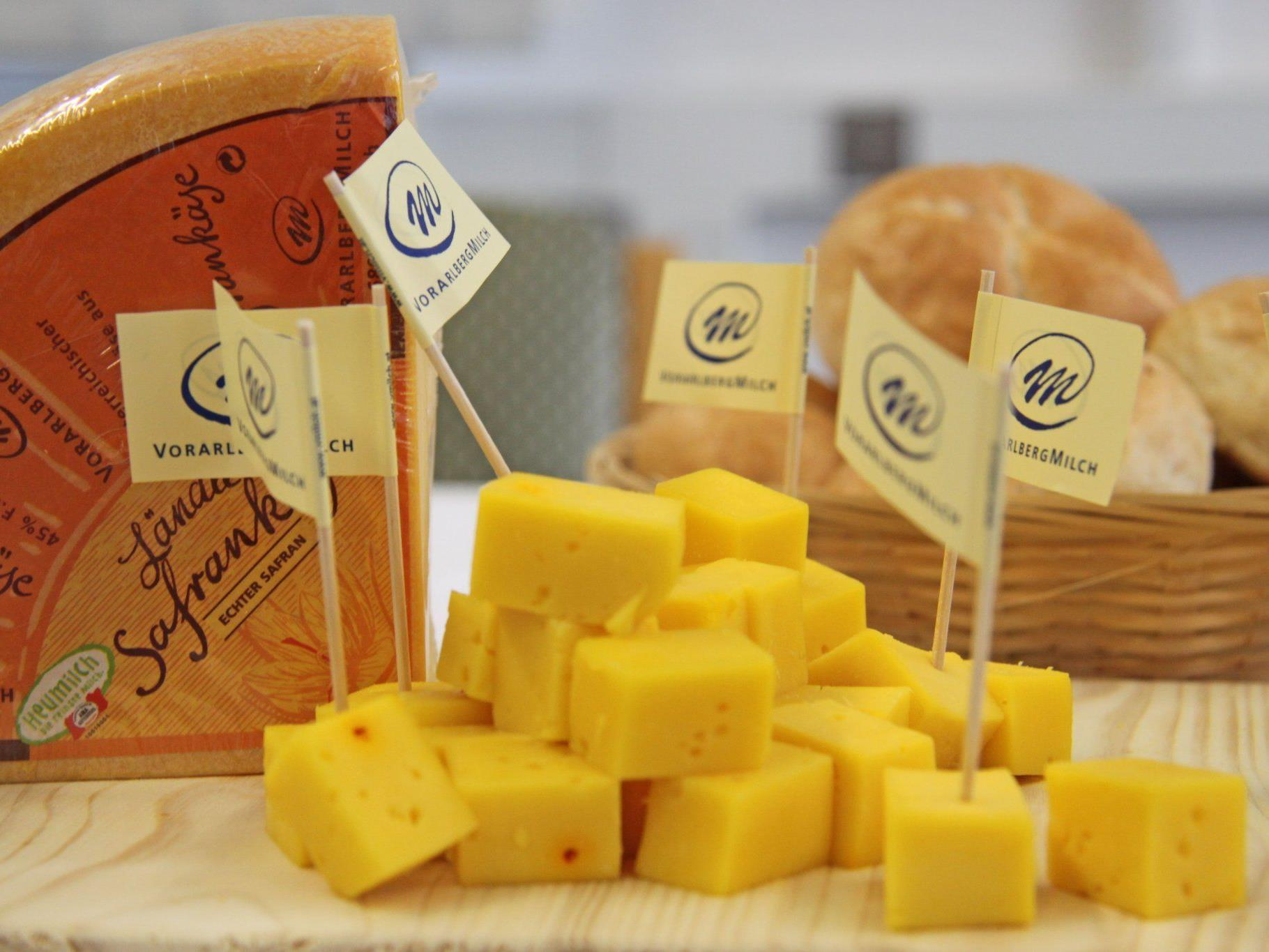 Vorarlberg Milch zieht Bilanz über das Jahr 2011.
