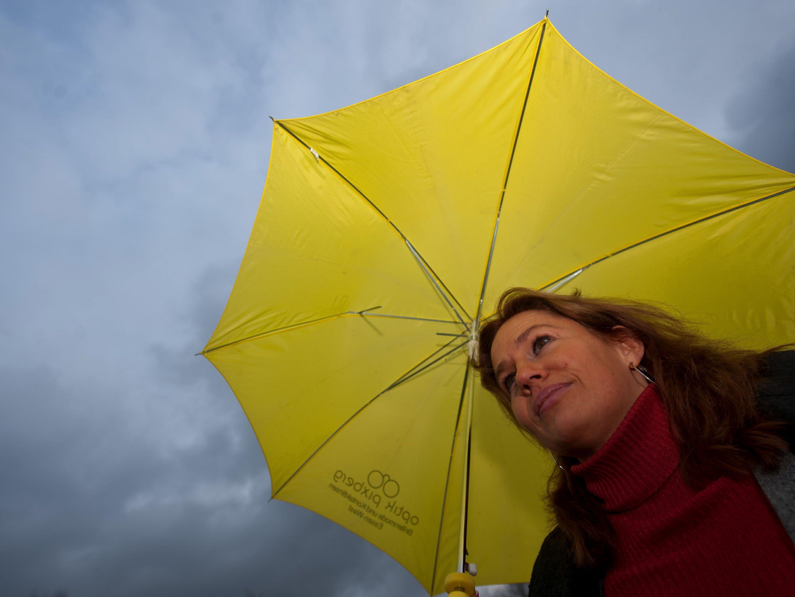 """Regen, Schnee, Sonnenschein, Sturm - alles im """"grünen Bereich""""?"""