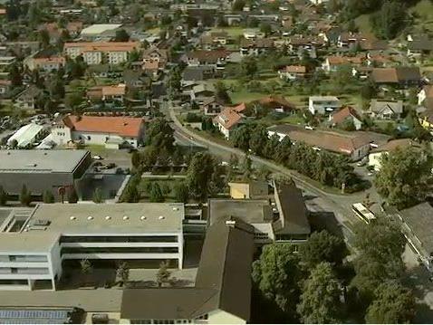 Wolfurt schickt sich an, sein Ortszentrum nachhaltig zu entwickeln.