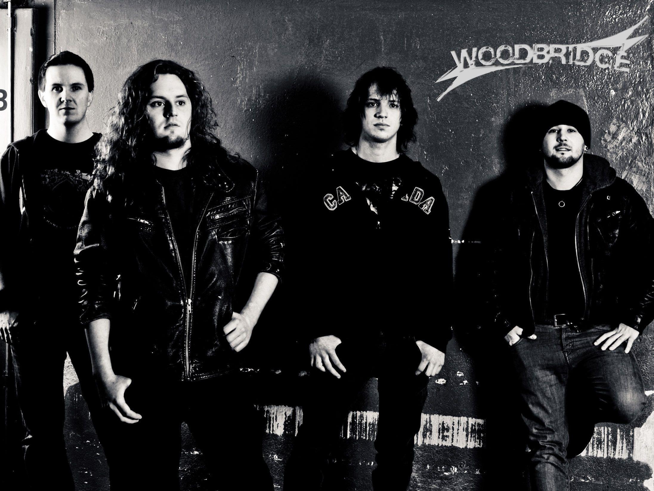 Woodbridge - Hardrock Kultband aus der Schweiz geigt bei Kessler's Clubbing in Nenzing ordentlich auf