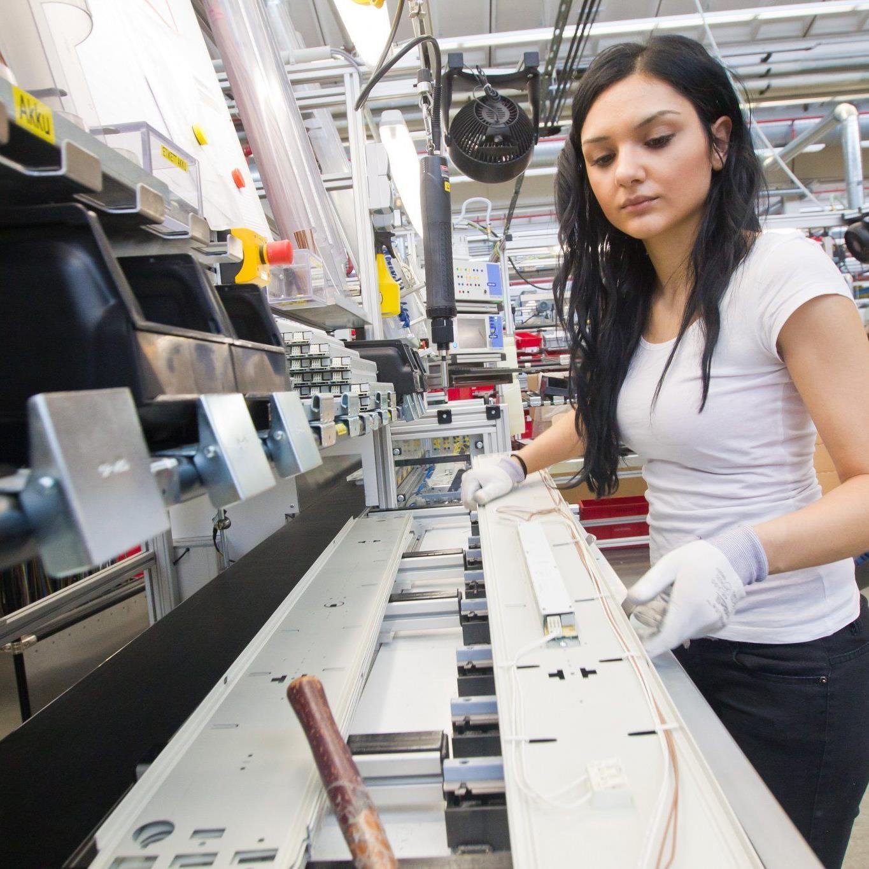 Der Vorarlberger Konzern wird um 6,5 Mio. Euro Leuchten liefern.