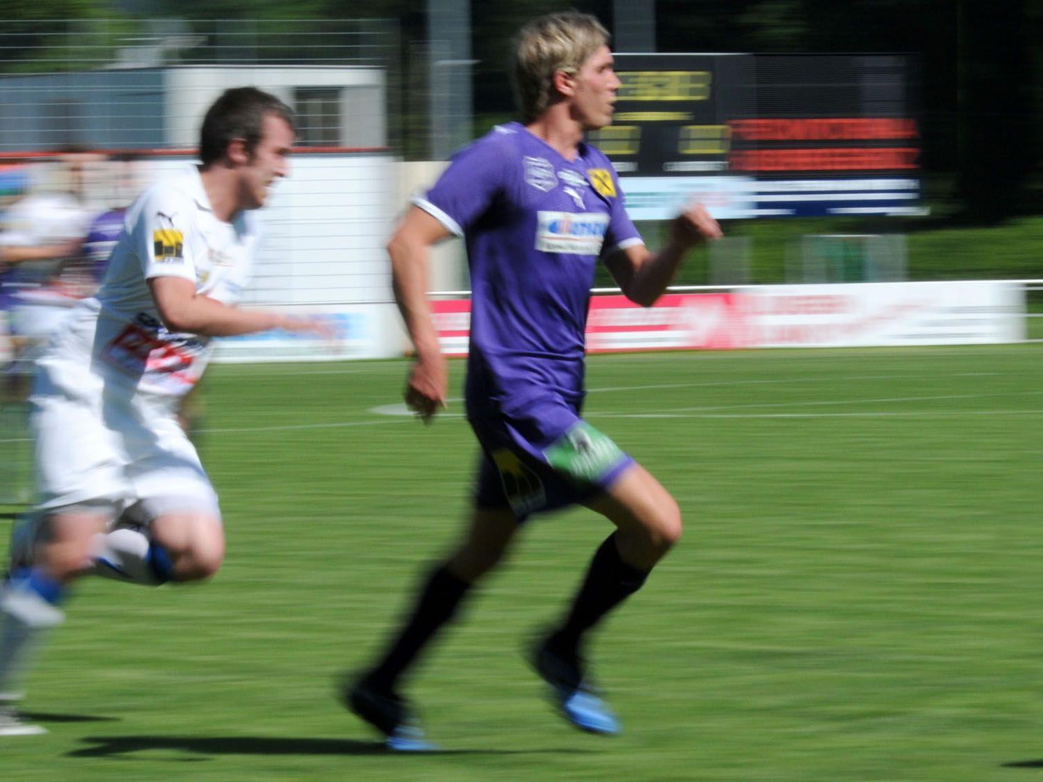 Beim FC Viktoria 62 Bregenz fehlen derzeit die Tore.