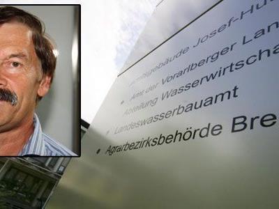 """Abteilungsleiter der Agrarbezirksbehörde aufgrund Verdachtsmoment suspendiert: """"Es gilt die Unschuldsvermutung""""."""