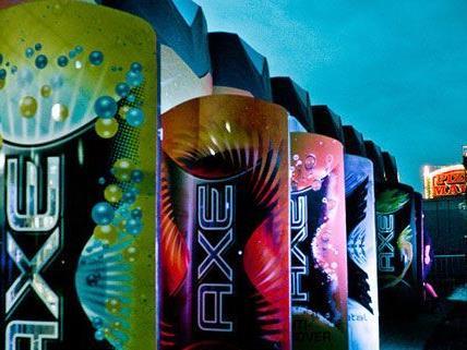 Sauber durchs Festival mit dem Axe Festival Package