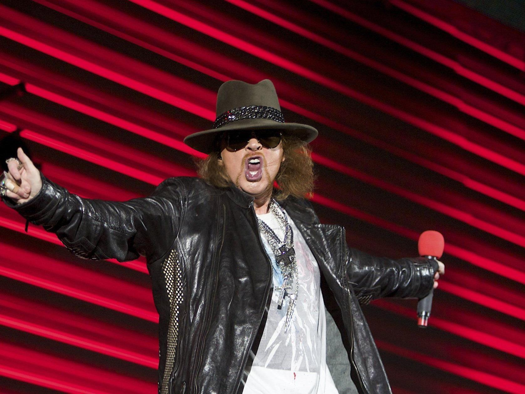 Gus N Roses spielen am 29. Juni als Headliner am Seerock-Festival am Schwarzlsee.