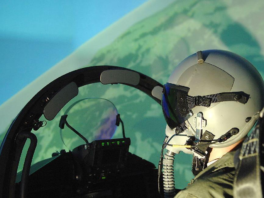 Die Eurofighter dürfen bei Amadeus 2012 in Allentsteig auch mitmachen.