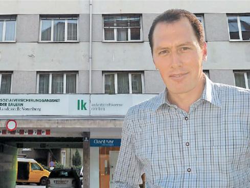 Für LKW-Präsident Moosbrugger ist auch eine Beibehaltung des jetzigen Standortes möglich.