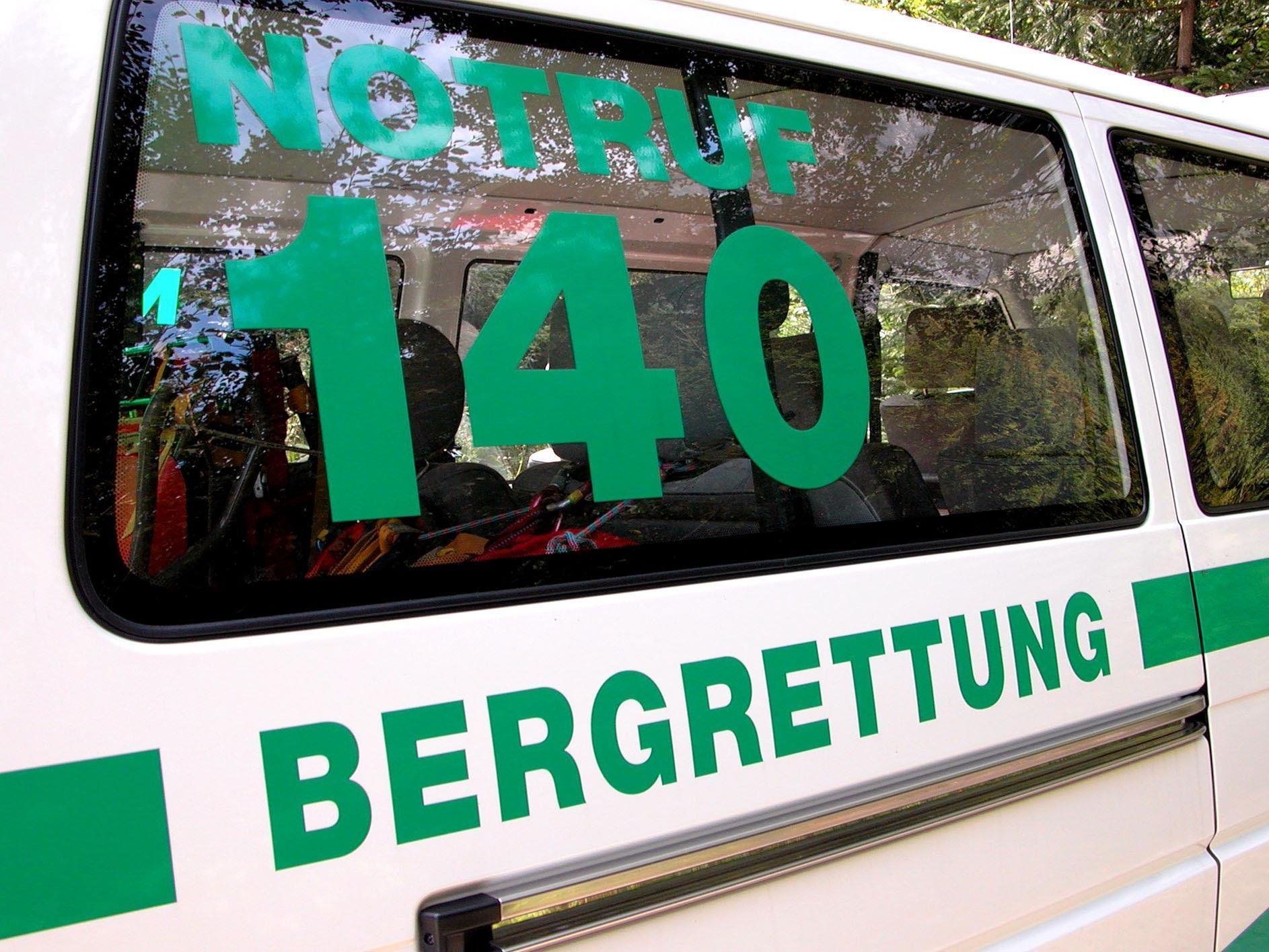 Der Mann ist bei einer Wanderung im Toten Gebirge bei Ebensee zusammengebrochen.