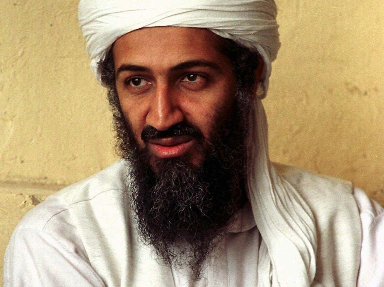 Nach der Tötung Bin Ladens (Bild) durch eine US-Elitetruppe im Mai 2011 wurde Afridi festgenommen.
