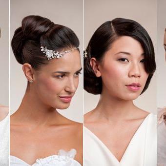 Mit einfachen Tipps und Tricks die schönsten Brautfrisuren und das perfekte Make-Up für den Hochzeitstag.