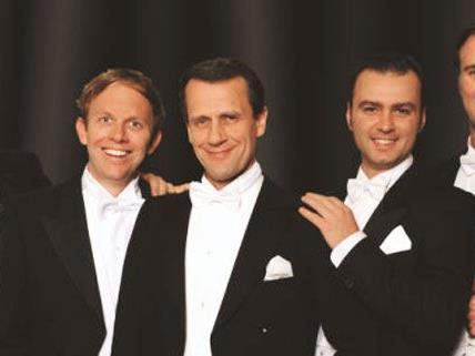 Beste musikalische Unterhaltung mit den Wiener Comedian Harmonists