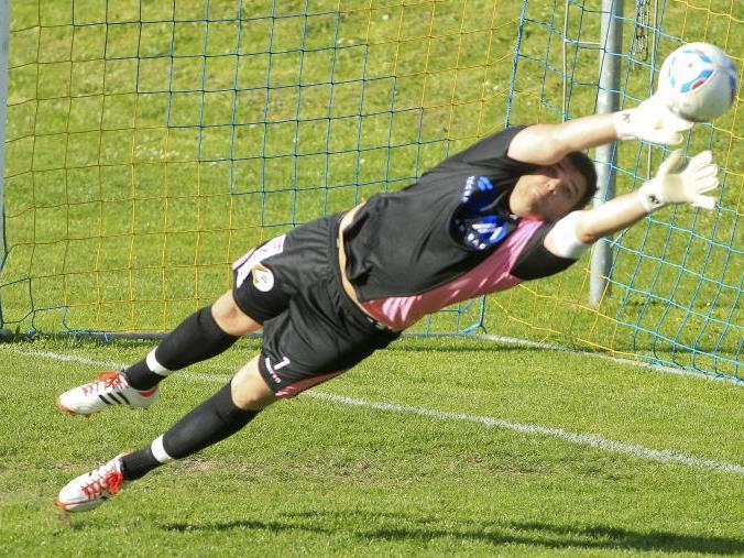 Dominik Lampert spielt ab Sommer für den FC Dornbirn.