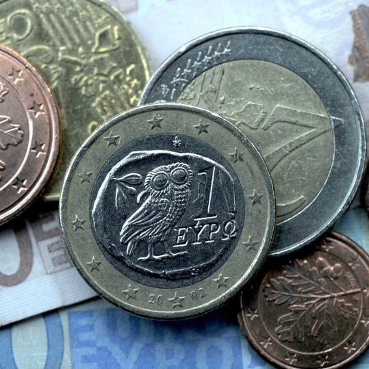Euro-Ausstieg Griechenlands kein Tabu mehr.