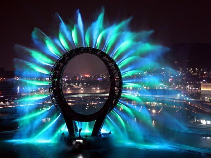 """Expo 2012 startet am Freitag in Südkorea unter dem Motto """"Der lebende Ozean und die Küste""""."""