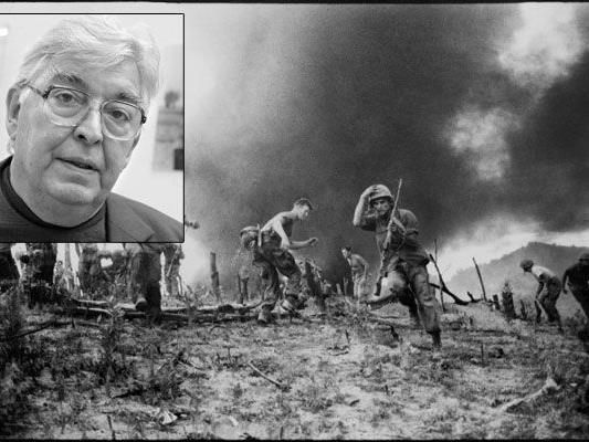 """Er zeigte den Vietnamkrieg """"so brutal und abscheulich"""", wie er war - Kriegsreporter Horst Faas ist im Alter von 79 Jahren verstorben."""