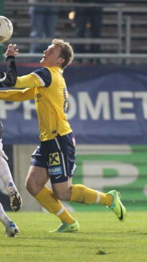 Mit einem Sieg wäre der FC Lustenau gerettet.