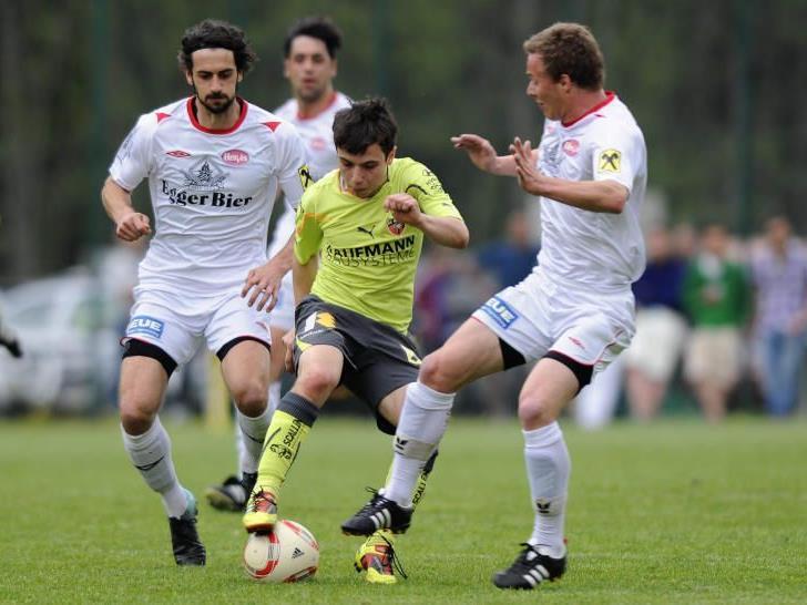 Richi Kapp  bleibt beim FC Egg.