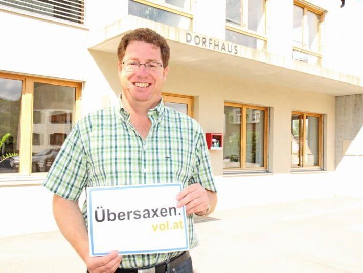 Rainer Duelli über die aktuellen Entwicklungen in Übersaxen.
