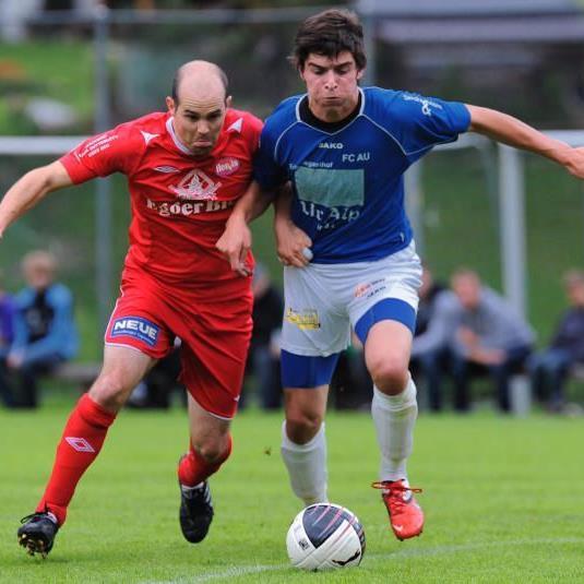 Keine Punkte gab es für FC Au in Gaißau.