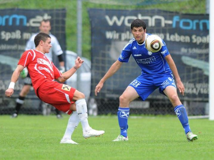 Daniel Wäger kehrt zum Stammklub VfB Hohenems zurück.
