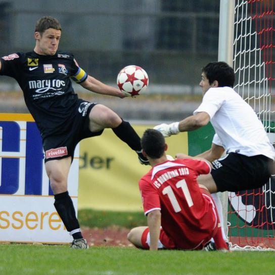 Werner Grabherr coacht bis Saisonende FC Riefensberg.