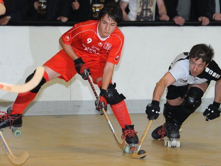 RHC Wolfurt gewann hoch gegen Feldkirch.