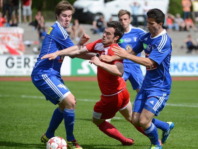 Johannes Hirschbühl und Co. wollen wieder ins Cupfinale.