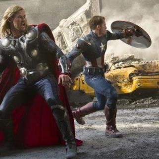 """""""The Avengers"""" avancierte zum erfolgreichsten US-Kino-Debüt aller Zeiten."""