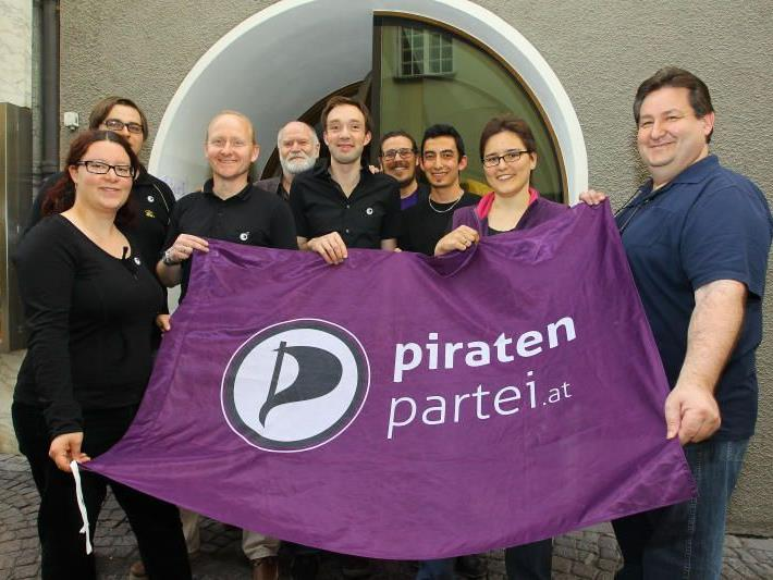 Stärkung der Bürgerrechte, mehr direkte Demokratie und Informationsfreiheit: Das haben sich die Ländle-Piraten auf die Fahnen geheftet.