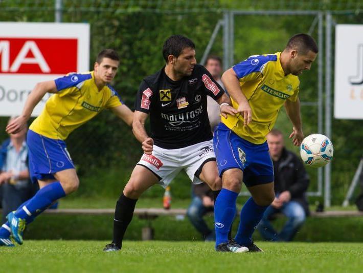 Stefan Stojanovic schießt FC Wolfurt ins Cupfinale.