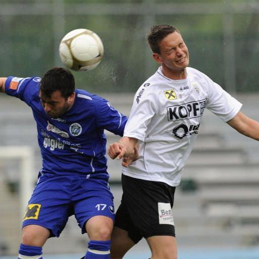 FC Hard trifft heute auf Kufstein.
