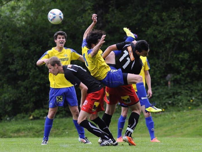 Wolfurt gewann das VL-Spiel gegen Viktoria Bregenz mit 1:0.