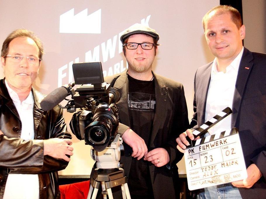 Zusammenschluss der Medienprofis - Vorarlberger Film- und Musikwirtschaft unter einer Dachmarke.