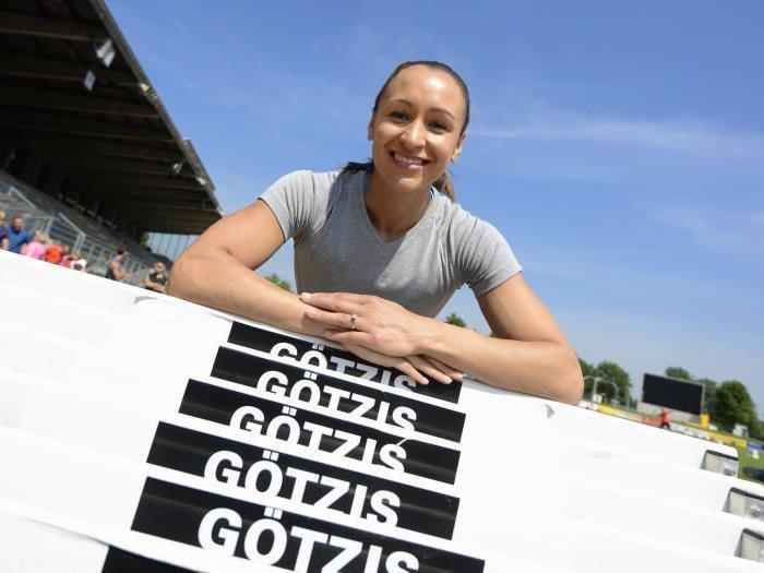 Aller guten Dinge sind drei: Jessica Ennis könnte sich in Götzis zum dritten Mal in Serie zur Siebenkampf-Königin krönen lassen.