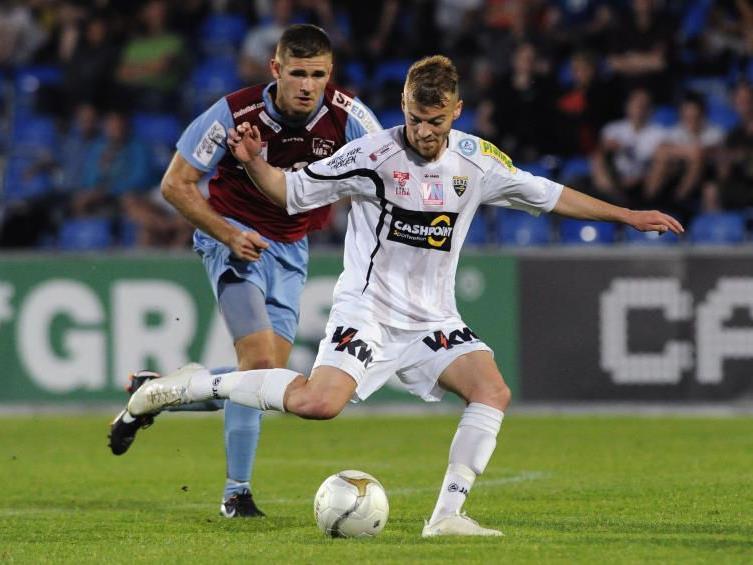Philipp Hörmann spielt zwei weitere Jahre in Altach.