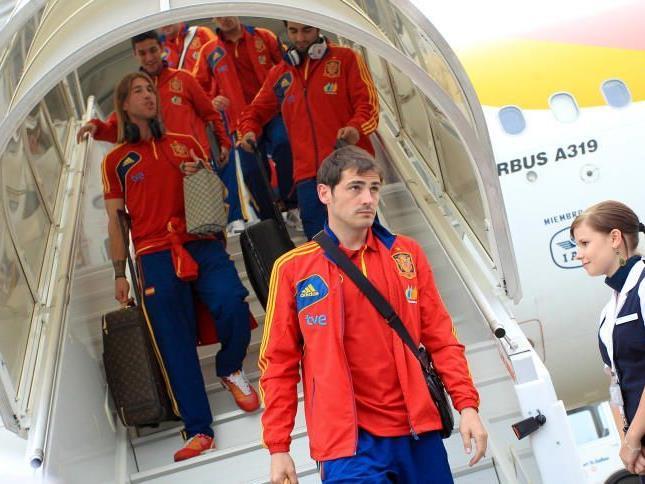 FC Barcelona- und Bilbao-Kicker fehlten ebenso wie Torres und Mata von Chelsea