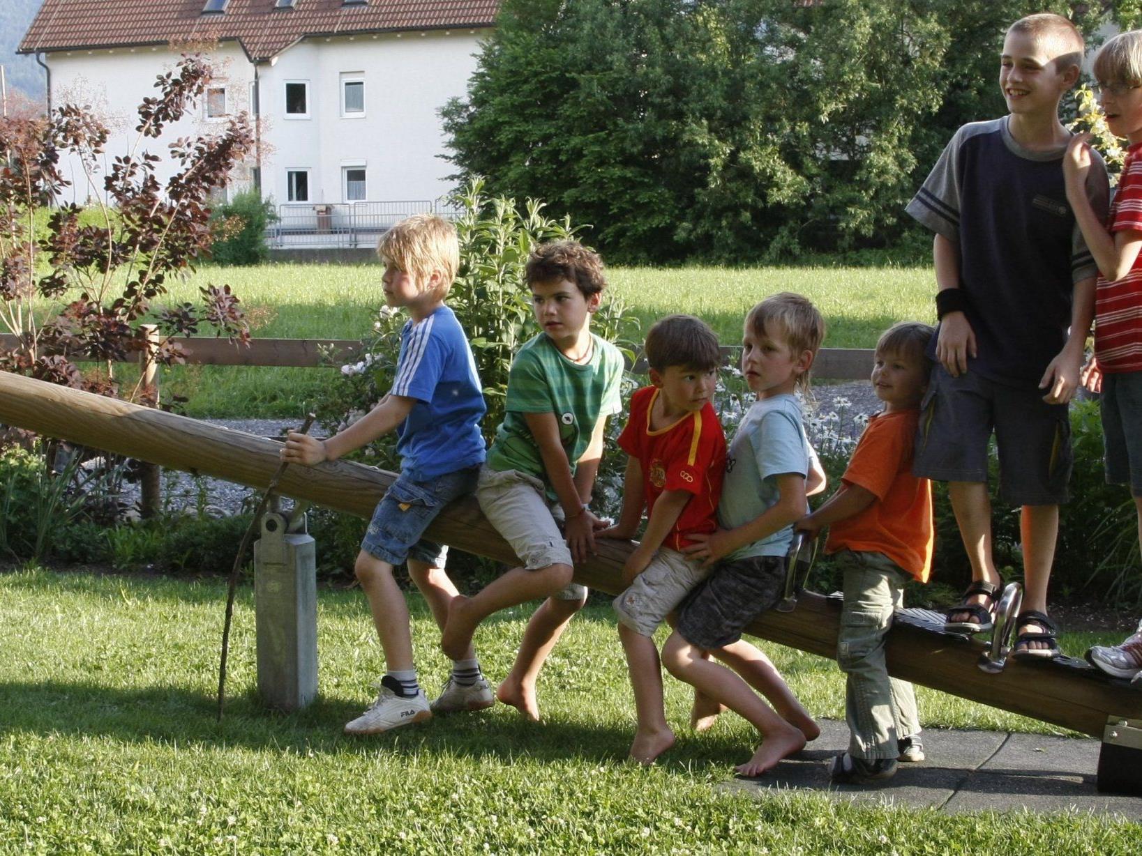 Auch Jugendliche bringen sich bei der Vereinsarbeit aktiv ein