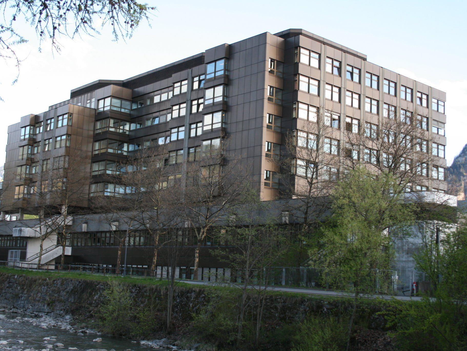 Dornbirner Stadtspital wird modernisiert und erweitert.