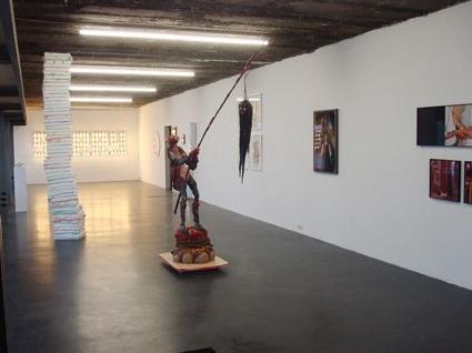 Effects in relation in der Galerie Lisi Hämmerle