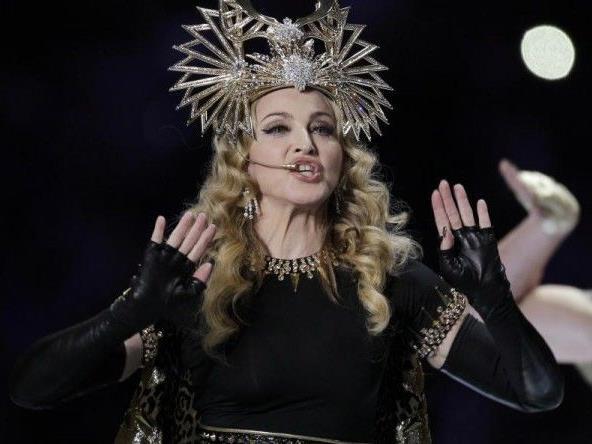 Madonna, 53, schaut sich was bei ihren Kindern ab