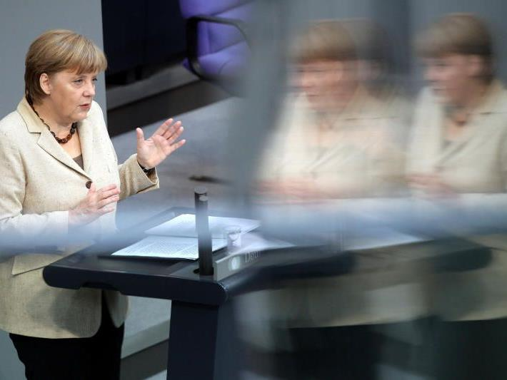 Deutsche Kanzlerin musste sich seit ihrem Amtsantritt von vielen starken Gesichtern verabschieden