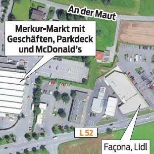 Merkur will 2013 Neubau in Rankweil starten