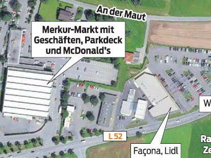 Merkur will 2013 Neubau in Rankweil starten