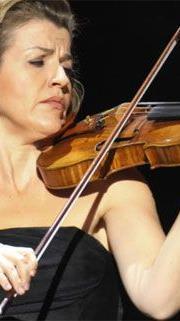 Anne-Sophie Mutter gastiert 30. Mai im Wiener Musikverein.