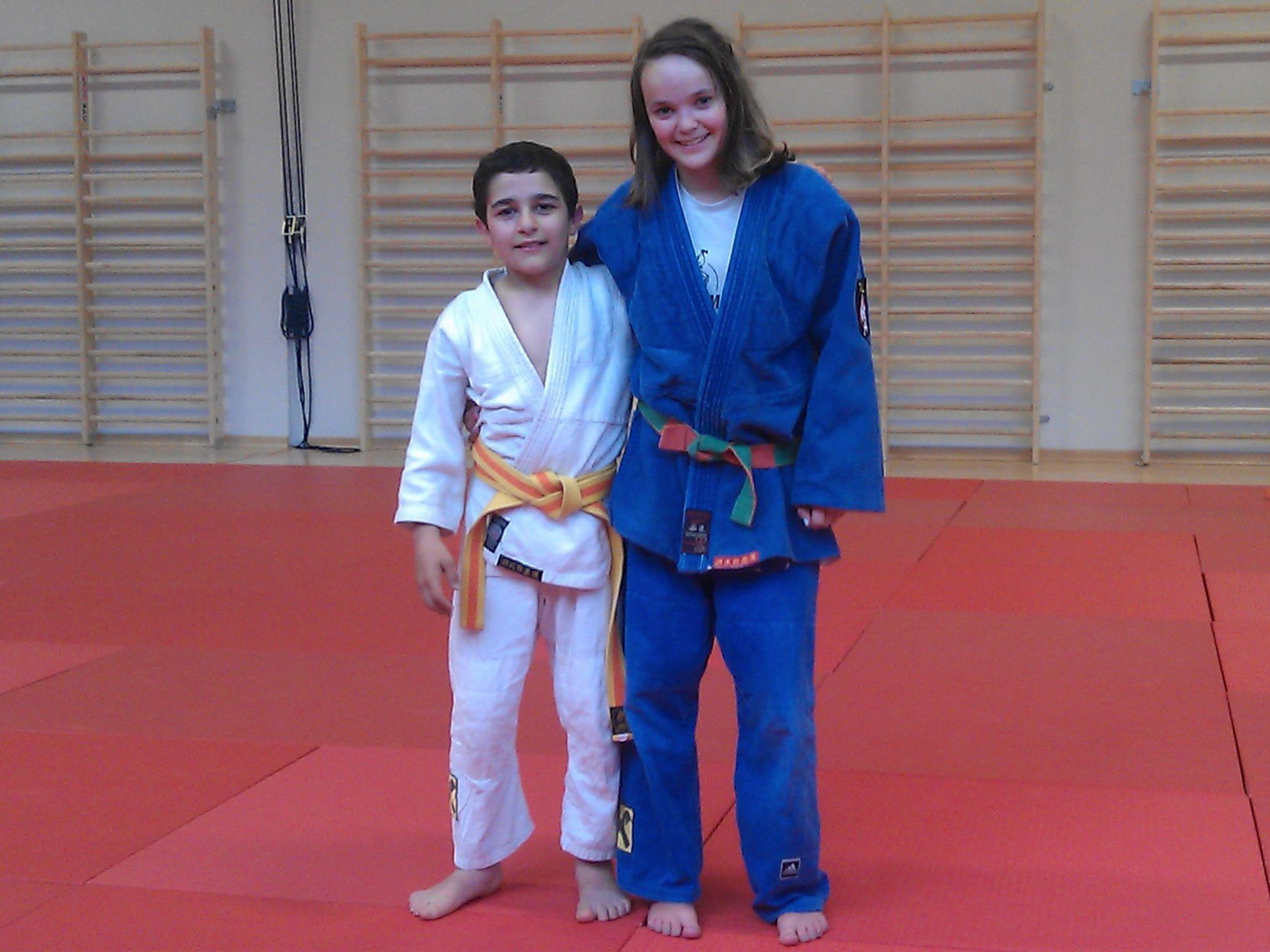 Watche Adamjan und Tamara Sauerwein zeigen ihre Stärke bei wichtigen Wettkämpfen