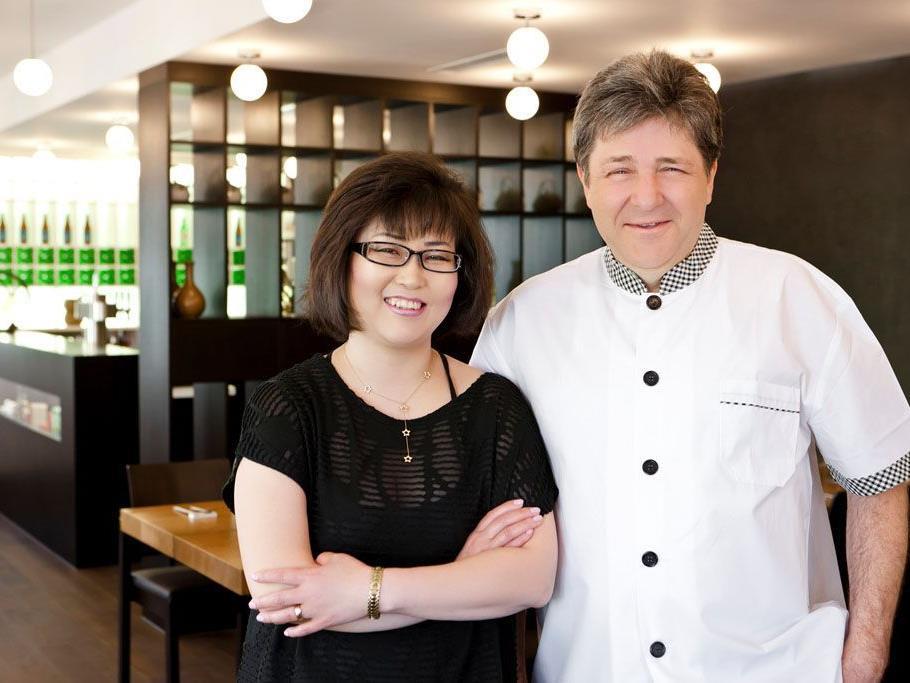 Kim Sung Suk und Gernot Müller laden ab Samstag in ihr koreanisches Restaurant Okims.