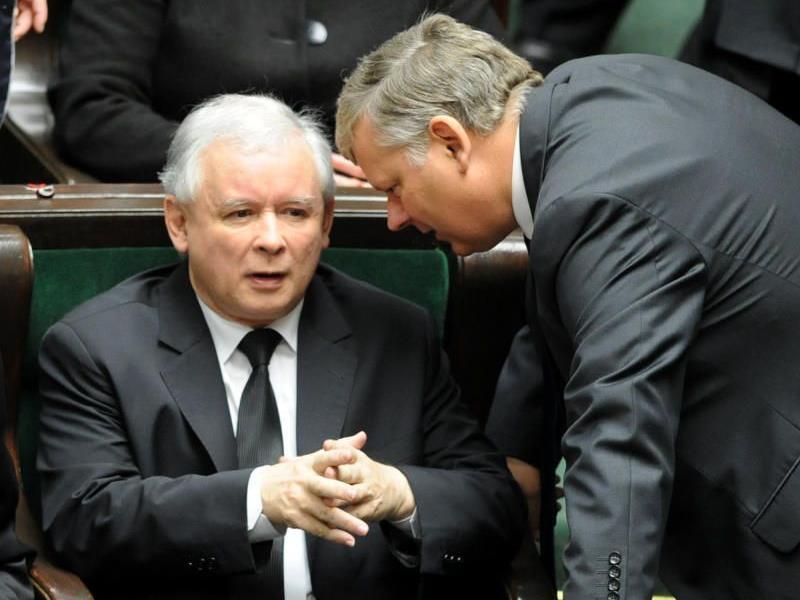 """Oppositionsführer Kaczynski kritisierte Regierung - Premier Tusk: """"Eine Schande"""""""