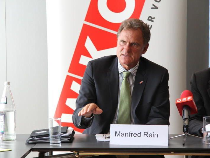 "WKV-Präsident Manfred Rein: ""Das ist nicht hinnehmbar."""